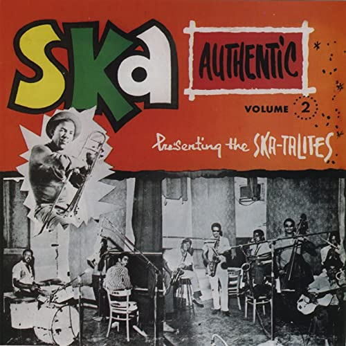 the skatalites ska authentic