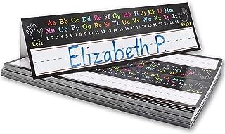 name alphabet design