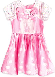 Disney Minnie Mouse Polka Dot Dress for Girls