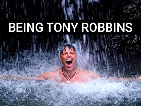 being tony robbins