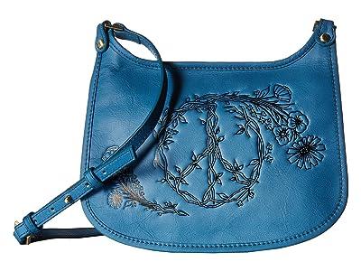 Hobo Trace (Bayou) Cross Body Handbags