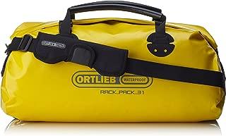Ortlieb K61H2 Rack-Pack, Yellow, S (48 cm x 24 cm x 24 cm, 24 Litre)