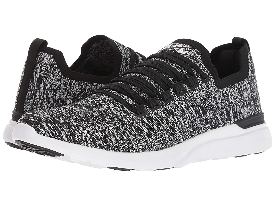 Athletic Propulsion Labs (APL) Techloom Breeze (Black/White/Melange) Women