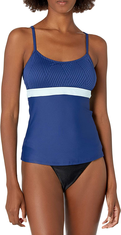 Next Women's Standard Bloc Party Swimsuit Tankini Top