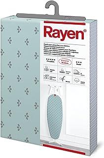 Rayen - Funda para tabla de planchar Universal acolchada y fácil de colocar 127x51 cm, Azul