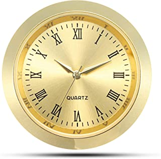 ShoppeWatch Mini Clock Insert Quartz Movement Round 1 7/16