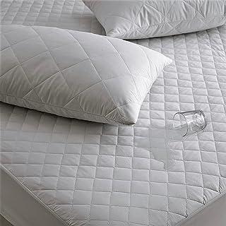 Great Knot Impermeable, Anti Anti del Polvo y alergia Acolchados protectores-180 colchón TC 50/50 polialgodón 30 cm y 40 cm de Profundidad (70 x 140 + 15 cm Cuna) Adicional