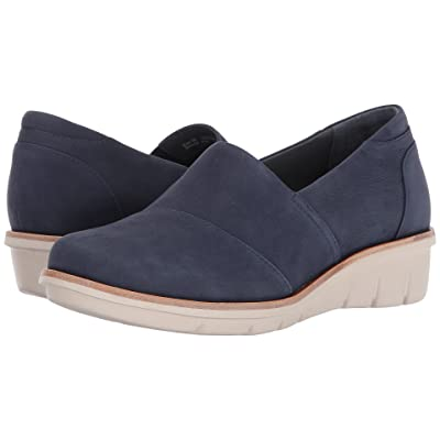Dansko Julia (Navy Nubuck) Women