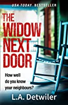 The Widow Next Door: The most chilling of new crime thriller books from the USA Today bestseller