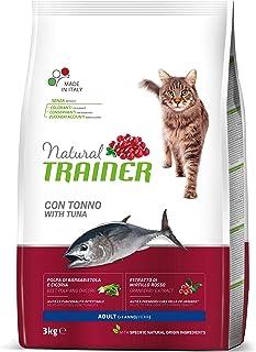 Naturlig tr. katt, vuxna, tonfisk kg. 3
