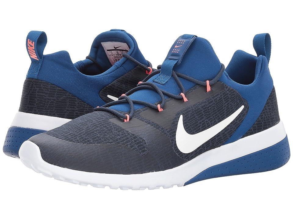 Nike CK Racer (Obsidian/White/Gym Blue/Thunder Blue) Men