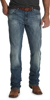 Wrangler Men's Retro Slim Fit Straight Leg Jean