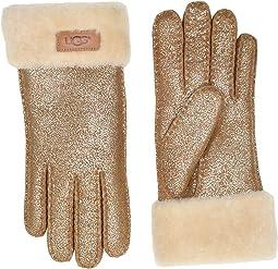 2bcd12e3747 Turn Cuff Water Resistant Sheepskin Gloves