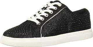 Jewel Badgley Mischka Women's Ryan Shoe, Black Fabric, 9 M US