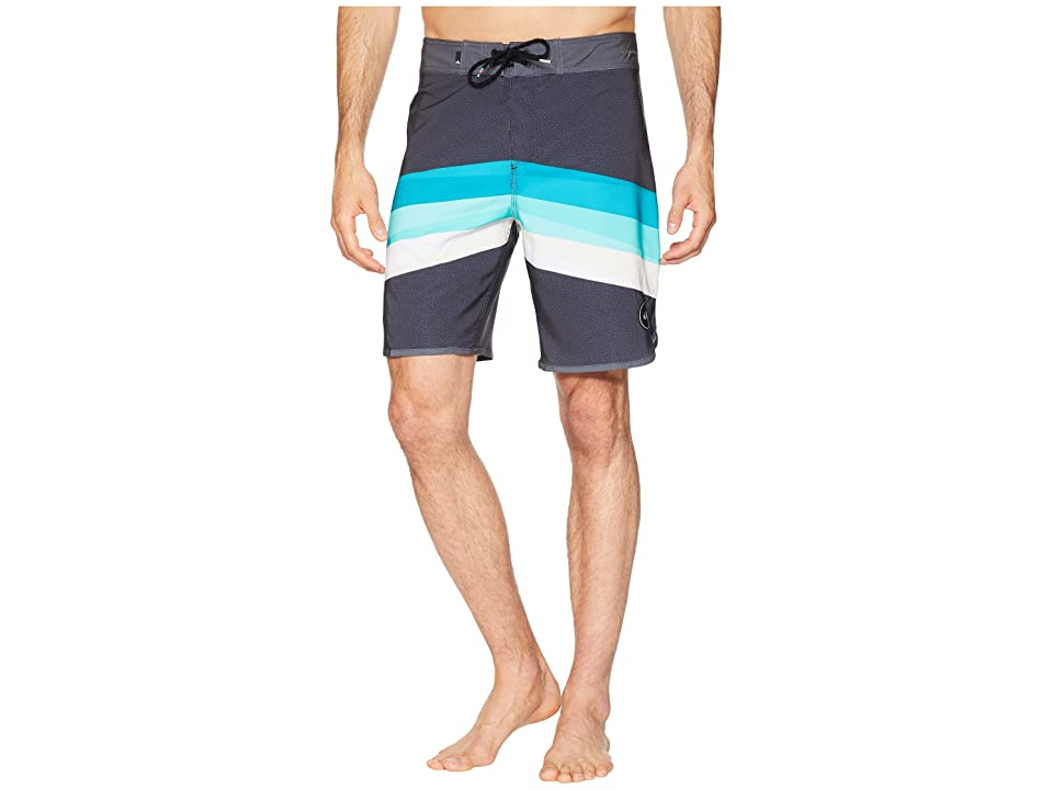 Quiksilver Highline Reverse 19 Boardshorts (Black) Men