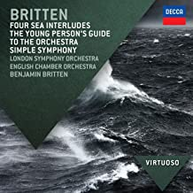 Virtuoso: Britten: Young Person's Guide To The Orchestra