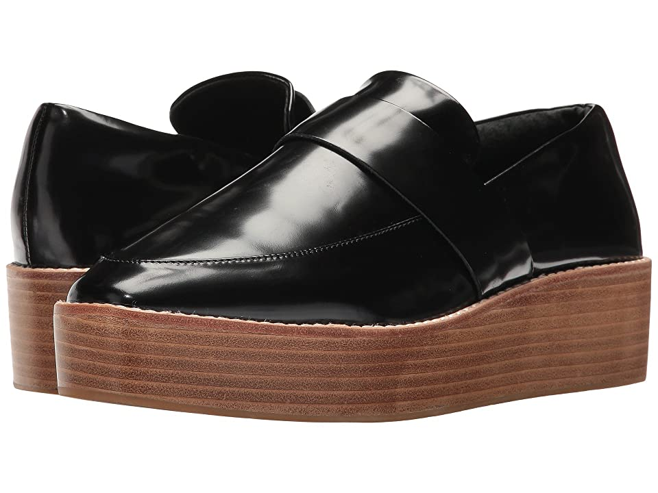 Sol Sana Venus Flatform (Black Wood) Women