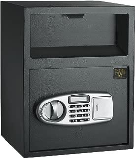 7925 Paragon Lock & Safe Digital Depository Front Load Cash Vault Drop Safe Box