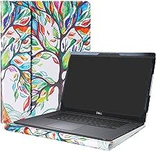 Alapmk Protective Case Cover For 13.3 inch Dell Latitude 13 7380 7390 & 12.5 inch Dell Latitude 12 7290 7280 Laptop(Warning:Not fit Latitude 12 E7270 E7250/Latitude 13 7390 7389 7370),Love Tree