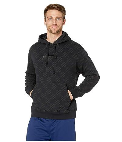 Nike NSW Pullover Hoodie Fleece Triple Block (Black) Men