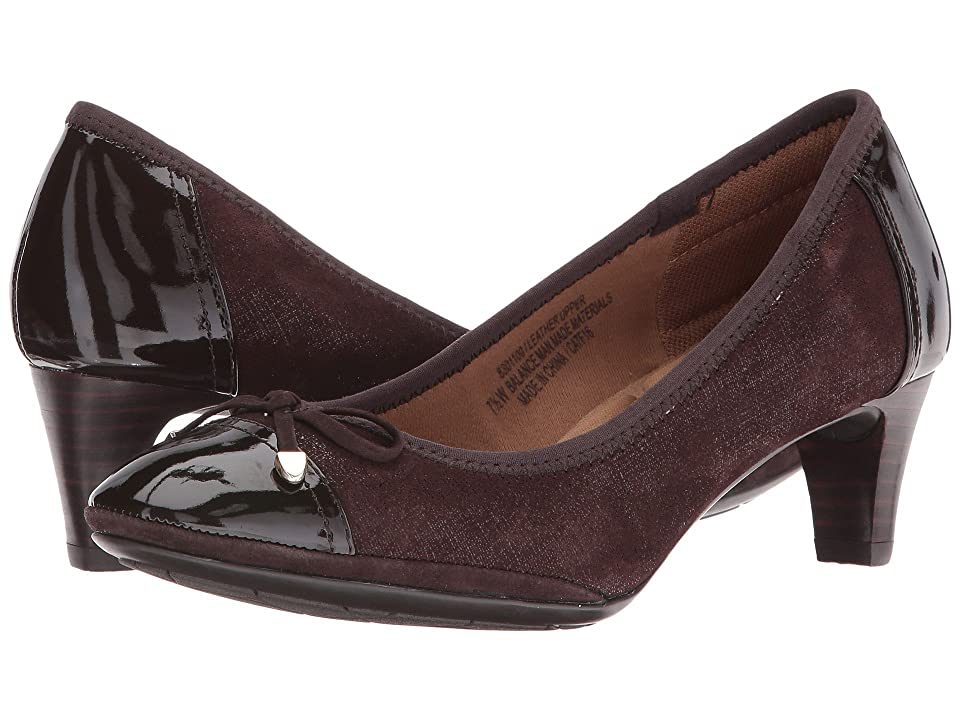 Comfortiva Tensley (Coffee/Chocolate) High Heels