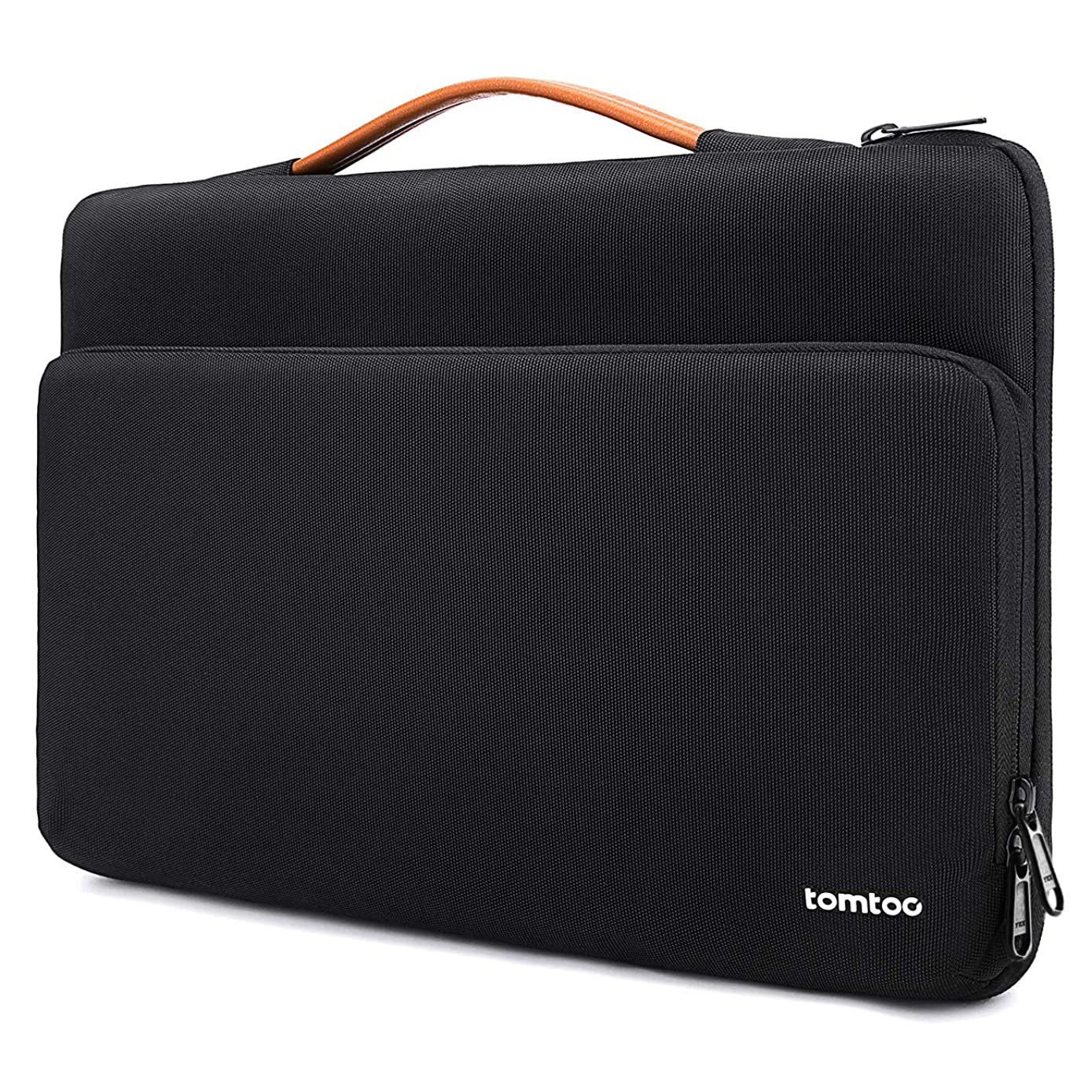 """tomtoc 360° Protective Laptop Case Handle Sleeve Fit for Lenovo ThinkPad 14   15"""" MacBook Pro Touch Bar A1990 A1707   Acer HP Chromebook 14"""