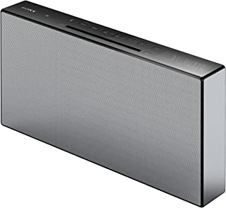 Sony 索尼 CMT-X3CD Micro-HiFi ?#20302;?(CD, USB, Bluetooth, 20 瓦) 白色