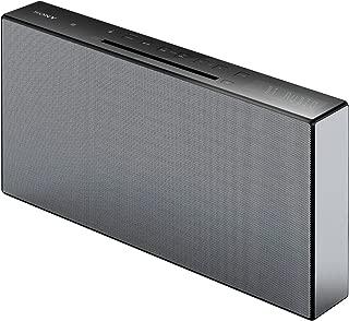 Sony 索尼 CMT-X3CD Micro-HiFi 系统 (CD, USB, Bluetooth, 20 瓦) 白色