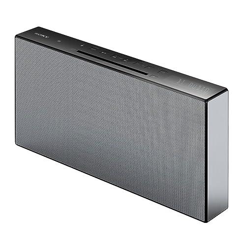 Sony CMTX3CDW - Sistema HiFi compacto de 20W con Bluetooth y NFC, color blanco