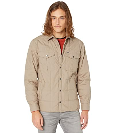 Volcom Larkin Quilted Jacket (Brindle) Men