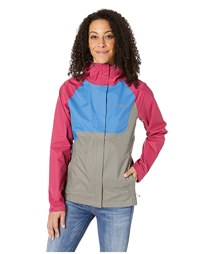 Outdoor Research Apollo Jacket (Sangria Multi) Women