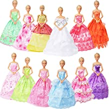 Best barbie dress material Reviews