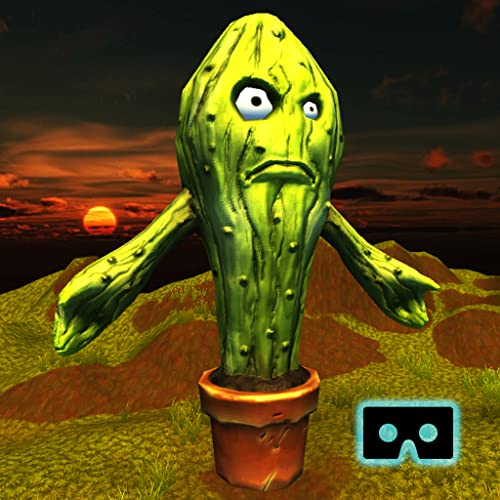 Cactus Zombies - VR/AR