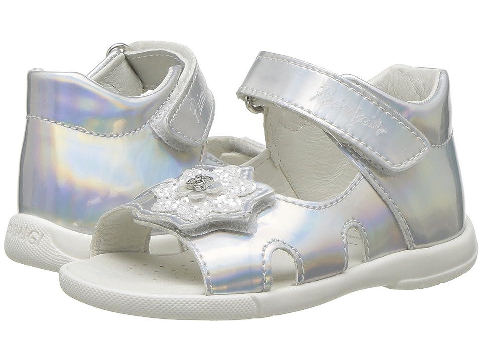 Primigi Kids PPB 14022 (Infant/Toddler) (Silver) Girl
