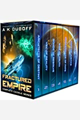 Fractured Empire - Complete Cadicle Series (1-7) Boxset: An Epic Space Opera Kindle Edition