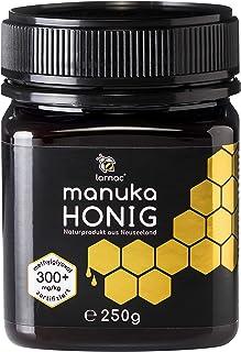 Larnac Manuka Honig 300 MGO aus Neuseeland, 250g, zertifizierter Methylglyoxalgehalt