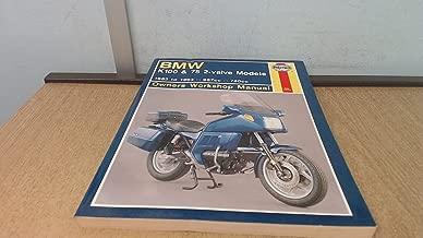 BMW K100 & 75 2-Valve Models, 1983-1993 (Haynes Owners Workshop Manual)
