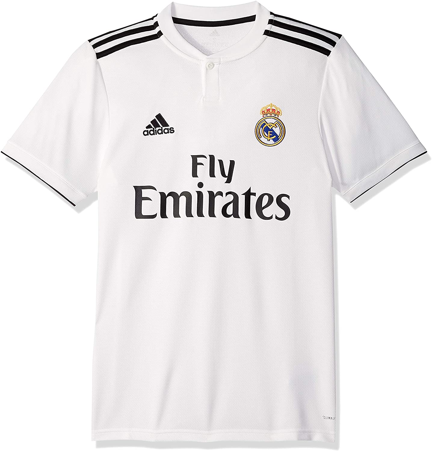 Amazon.com : adidas Soccer Real Madrid Home Jersey : Sports & Outdoors