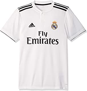 adidas Mens Real Madrid Home Jersey 2018/2019