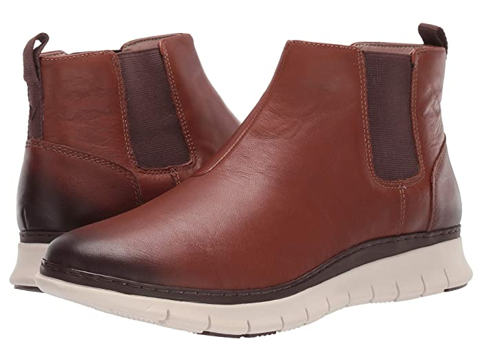 VIONIC  Jason (Mocha) Mens Shoes