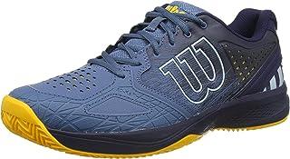 Wilson Kaos Comp 2.0 CC, Zapatilla de Tenis para Tierra Batida, tenistas de Cualquier Nivel Hombre