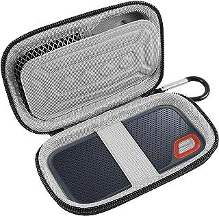 Hard Case Compatible for SanDisk 500GB/250GB/1TB/2TB Extreme Portable SSD - SDSSDE60-500G-G25 Blue Blue