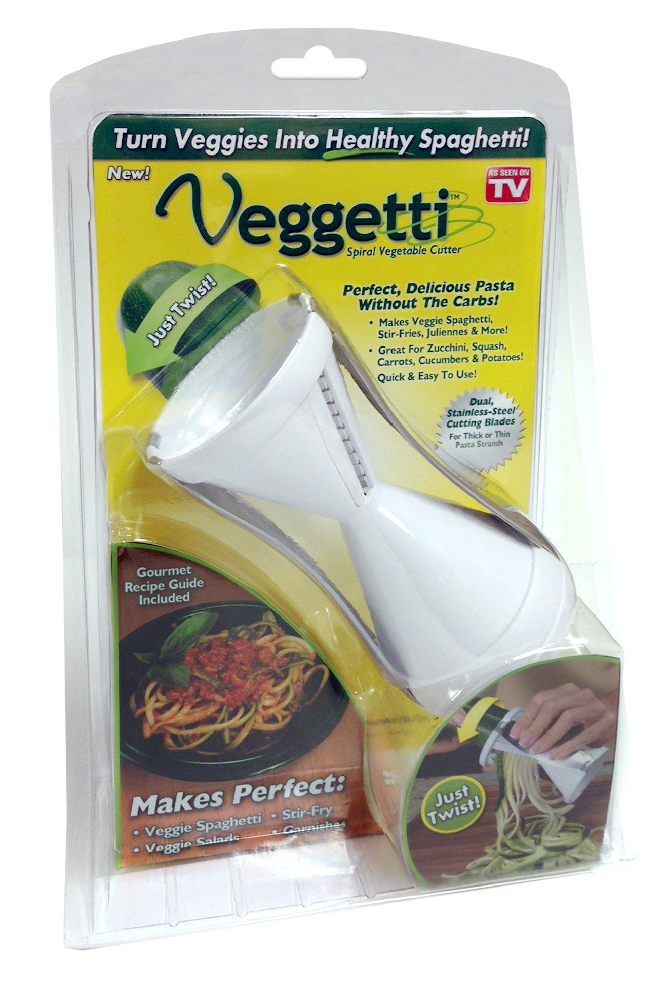 Veggetti Spiral Vegetable Slicer Veggie