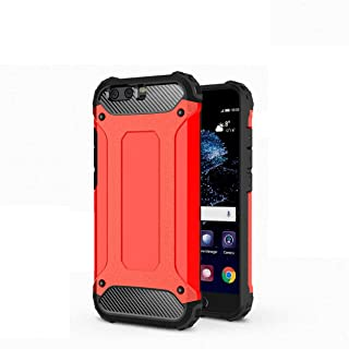 coque huawei p10 plus rouge
