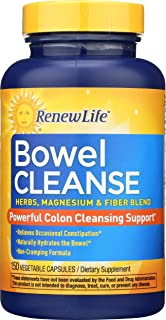 RENEW LIFE Bowel Cleanse, 150 CT