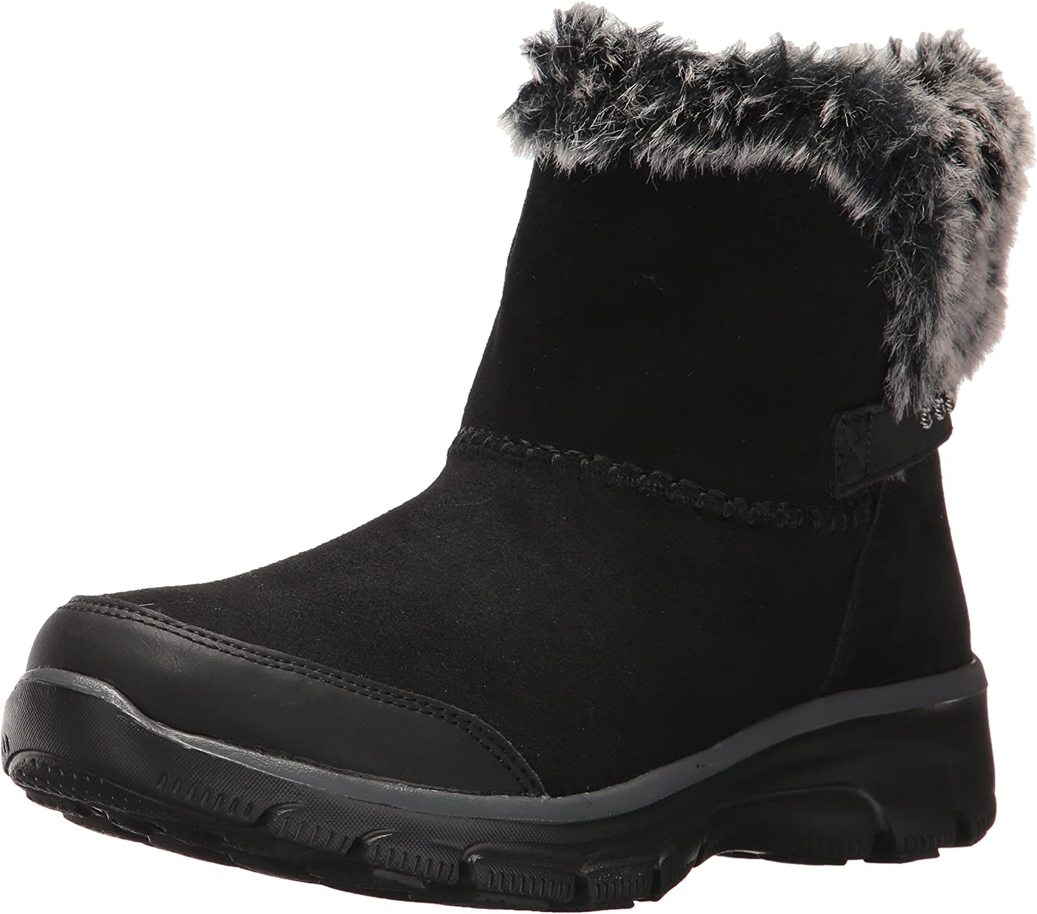 Skechers Womens Easy Going - Quantum Ankle Bootie