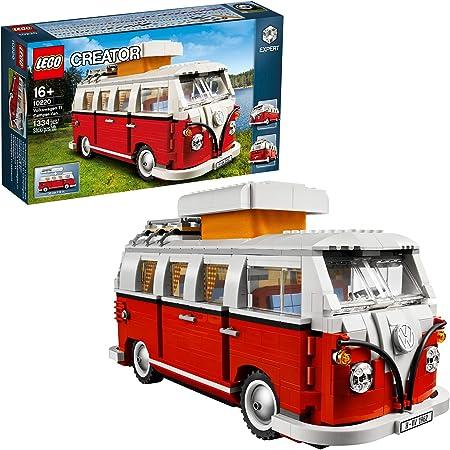 Edcaa Licht Beleuchtung Set Für Creator Volkswagen T1 Reisemobil Modell Kompatibel Mit Lego Bausteine Spielzeug Nicht Das Modell Set Spielzeug