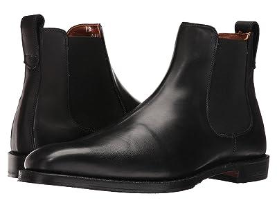 Allen Edmonds Liverpool (Black Custom Calf) Men