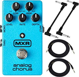 Best mxr m234 analog chorus guitar effects pedal Reviews