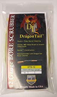dragon tail bore scrubber